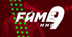 FAME MMA 9 kursy bukmacherskie