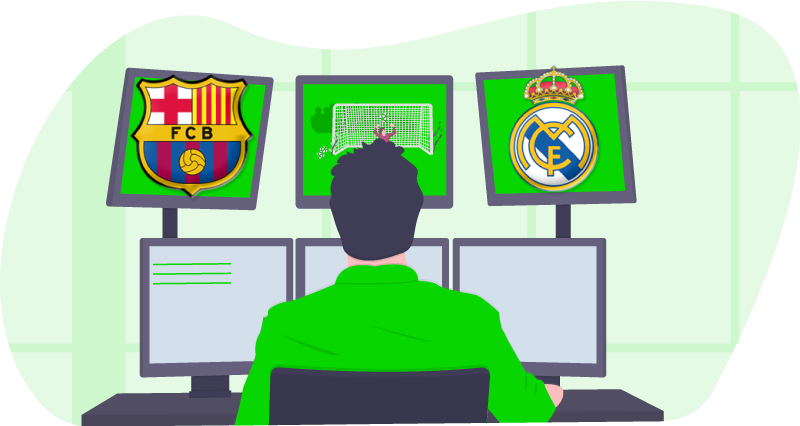 FC Barcelona Real Madryt typy bukmacherskie