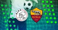 Ajax Amsterdam - AS Roma kursy i typy bukmacherskie