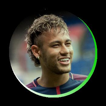 neymar złota piłka 2021