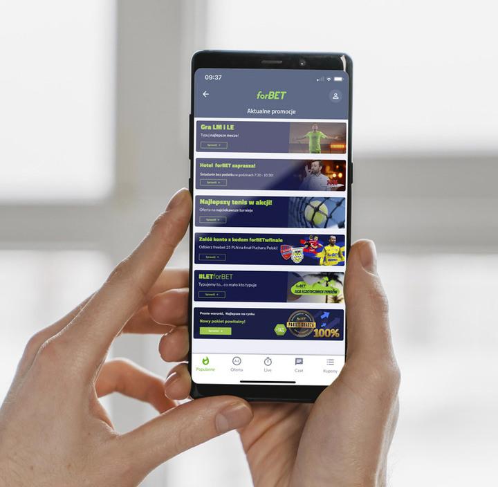 forbet aplikacja mobilna