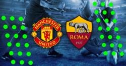 Manchester United AS Roma typy i kursy bukmacherskie Liga Europy