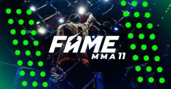 Fame MMA 11 kursy bukmacherskie