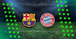 Barcelona - Bayern - kursy bukmacherskie