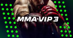 MMA VIP 3 kursy bukmacherskie